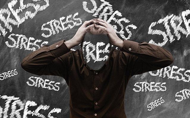 ストレスは、「解消」するのではなく「共存」する