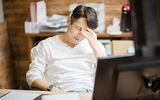 その症状、本当にうつ病が原因?